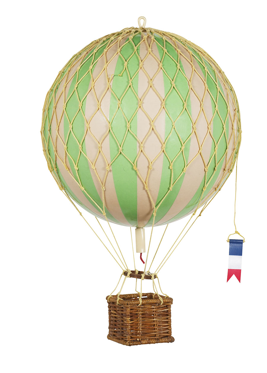 Travels Light Balloon Green