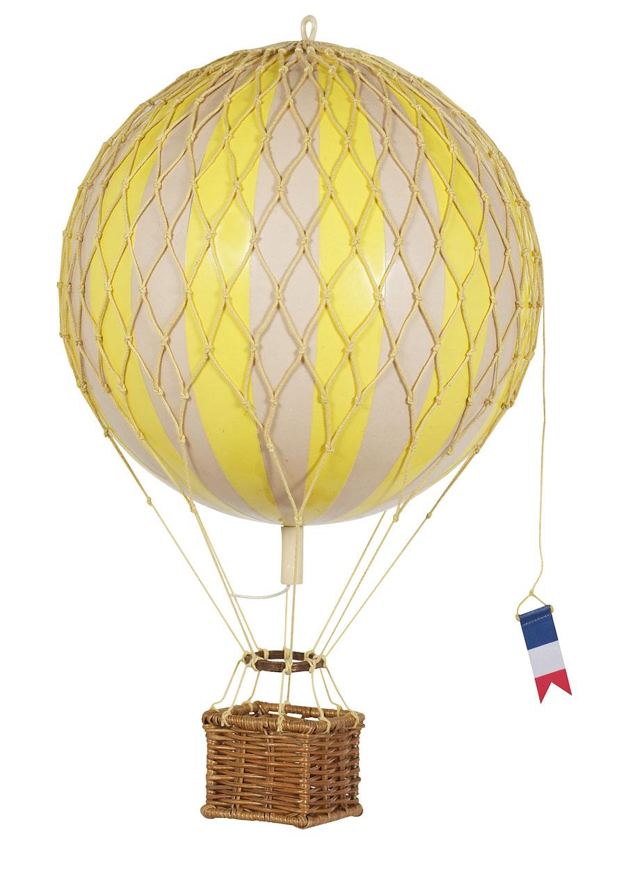 Travels Light Balloon Yellow