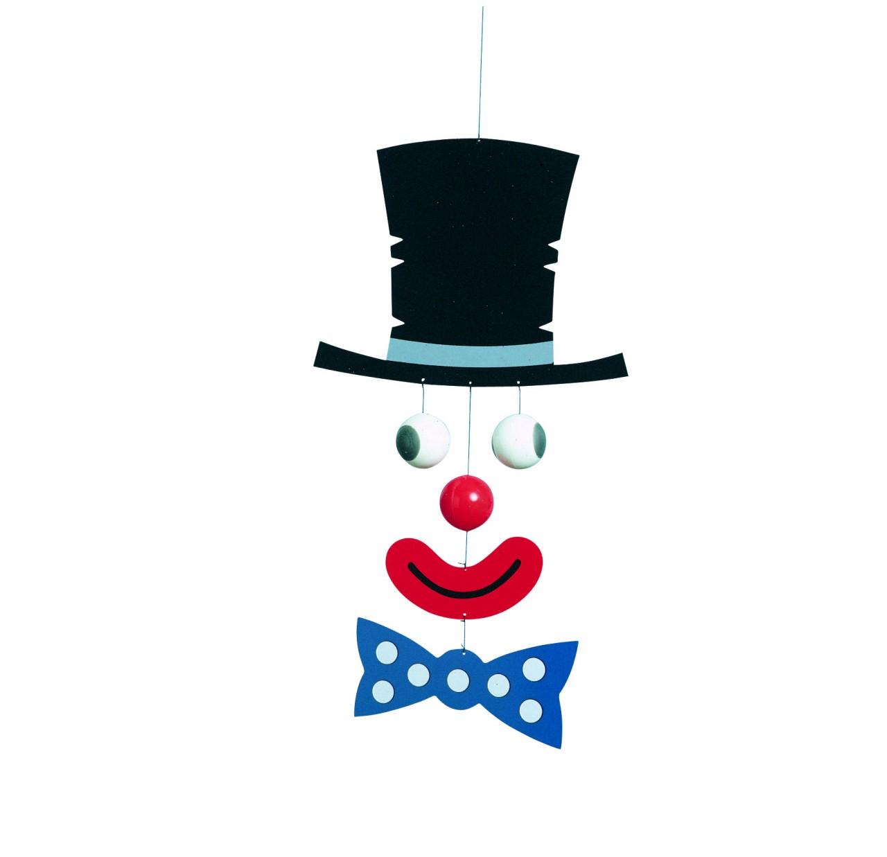 Flensted Bimmelim Clown Mobile
