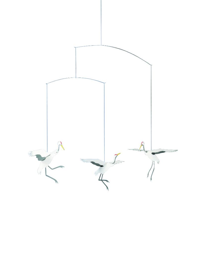Flensted Dance of Crane Mobile