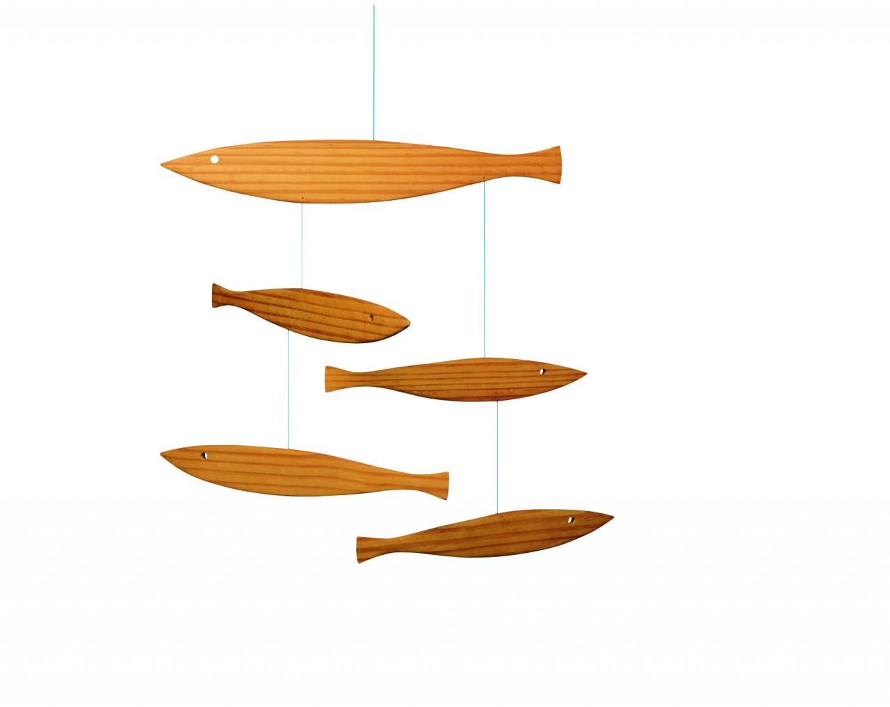 Flensted Floating Fish Mobile