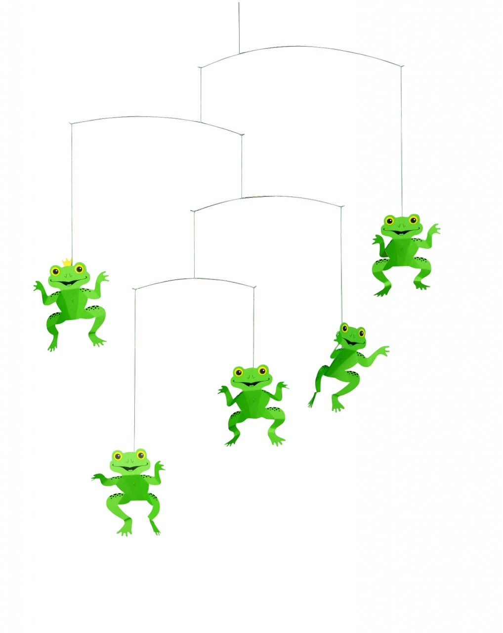 Flensted Happy Frogs Mobile