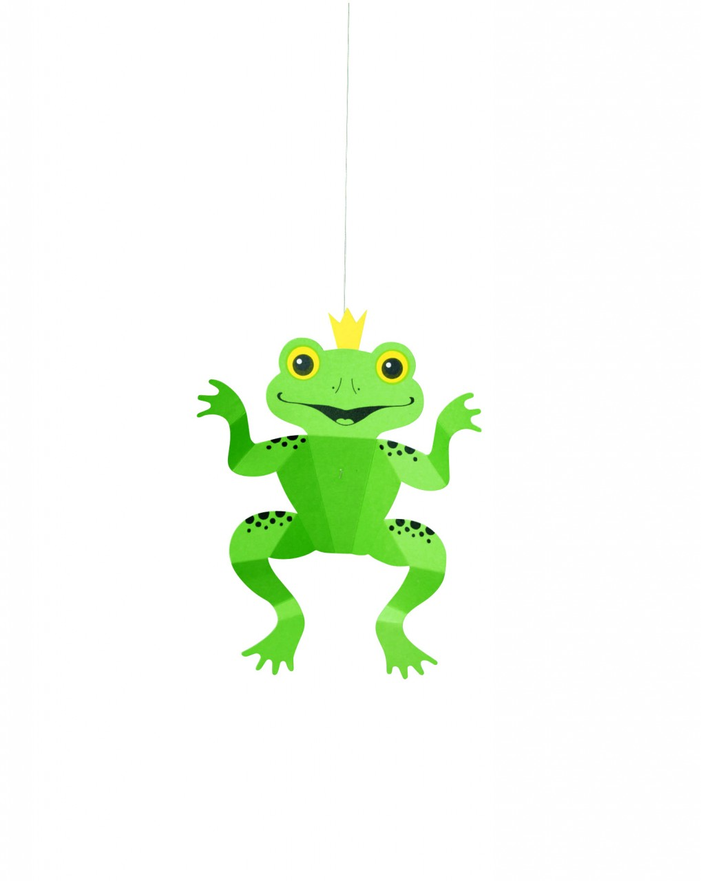 Flensted King Frog Mobile