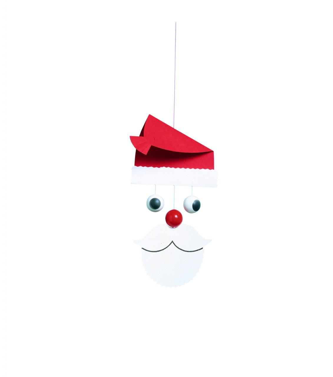 Flensted Santa Claus Mobile