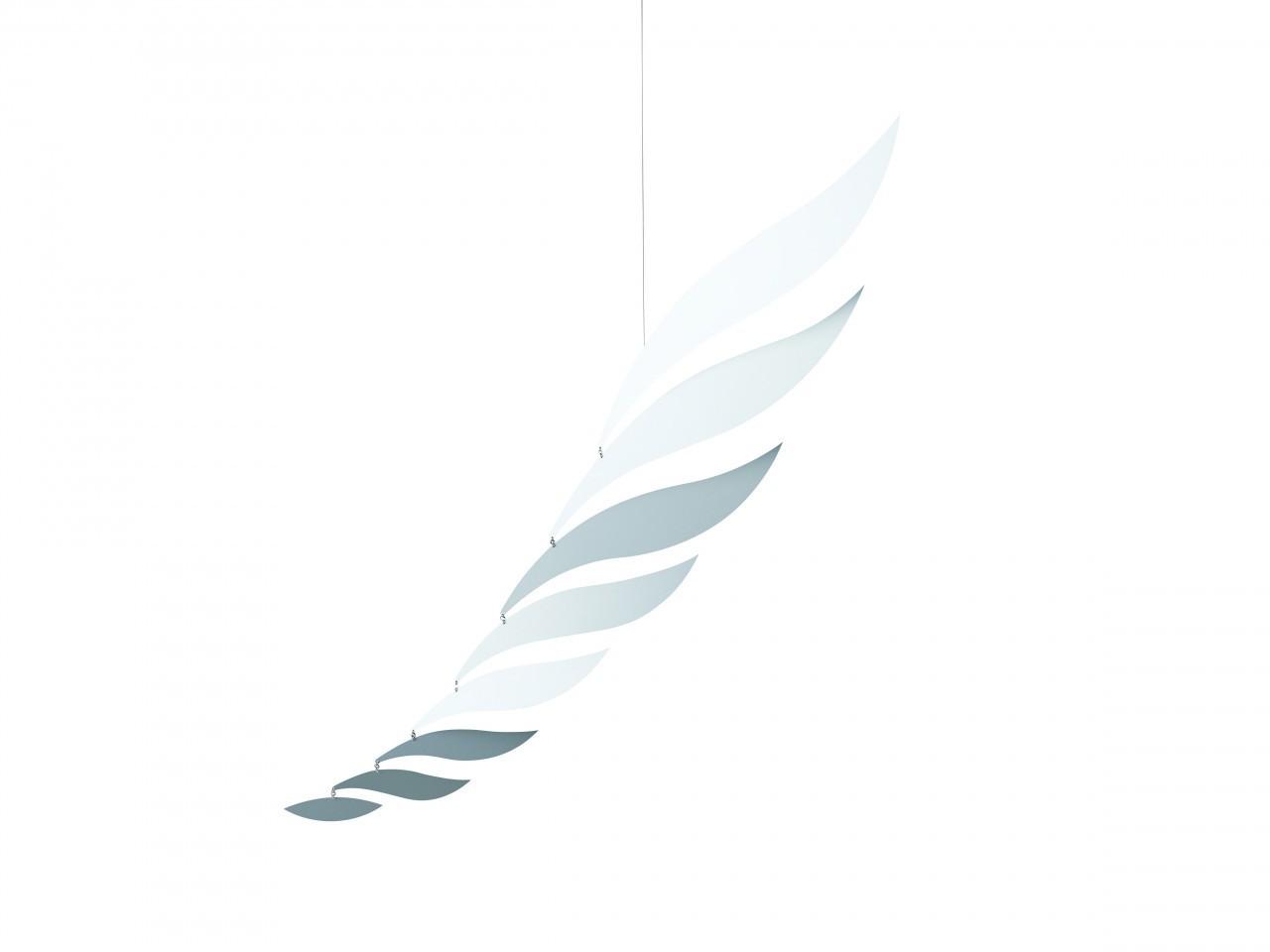 Flensted Silver Rhythm Mobile, Medium
