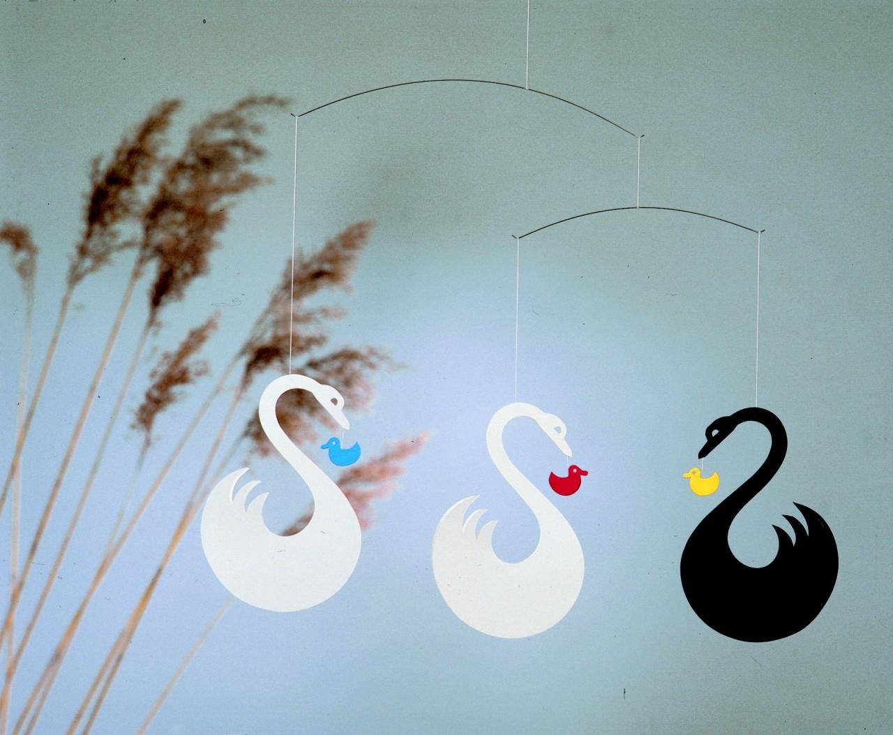 Flensted Swan Fantasy Mobile