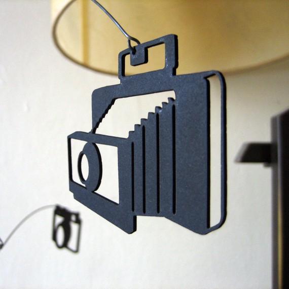 Salty & Sweet Vintage Camera Mobile Closeup