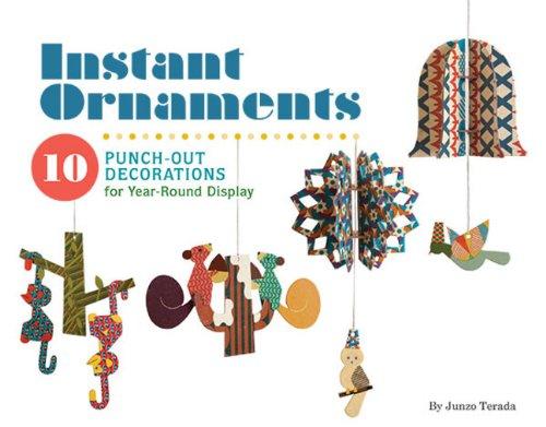 Instant Ornaments by Junzo Terada