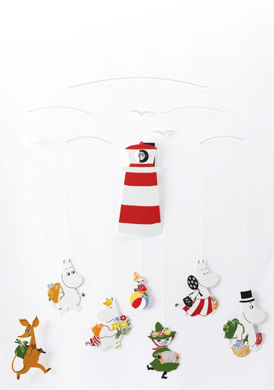 Flensted Moomin Mobile, 2014 Version