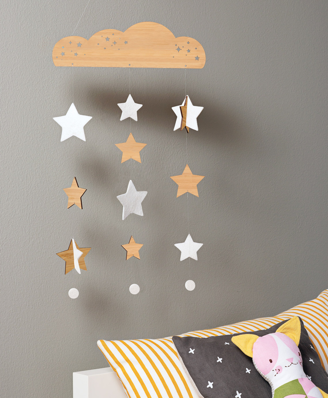 Petit Collage Starry Sky Mobile