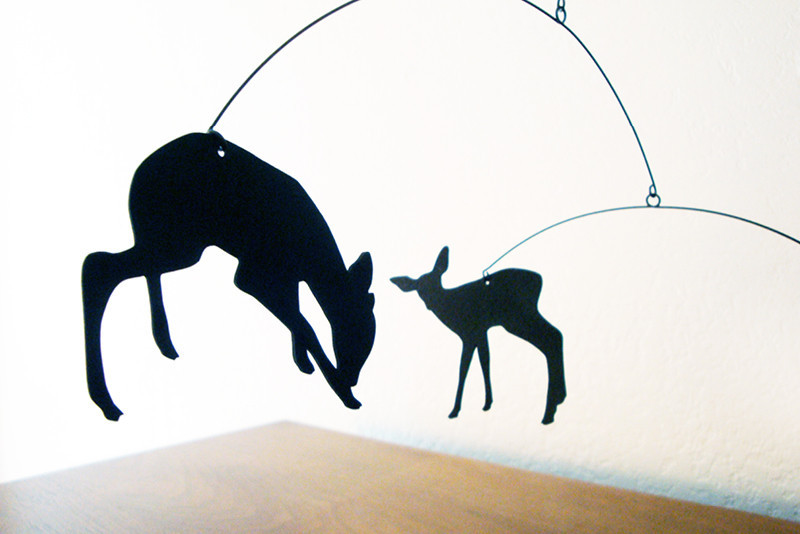 Oh Deer Mobile