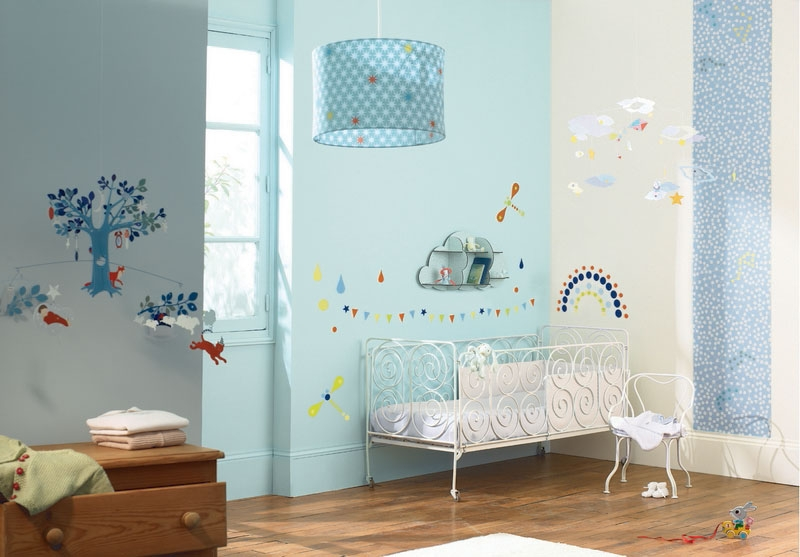 Djeco Shapes Wall Stickers