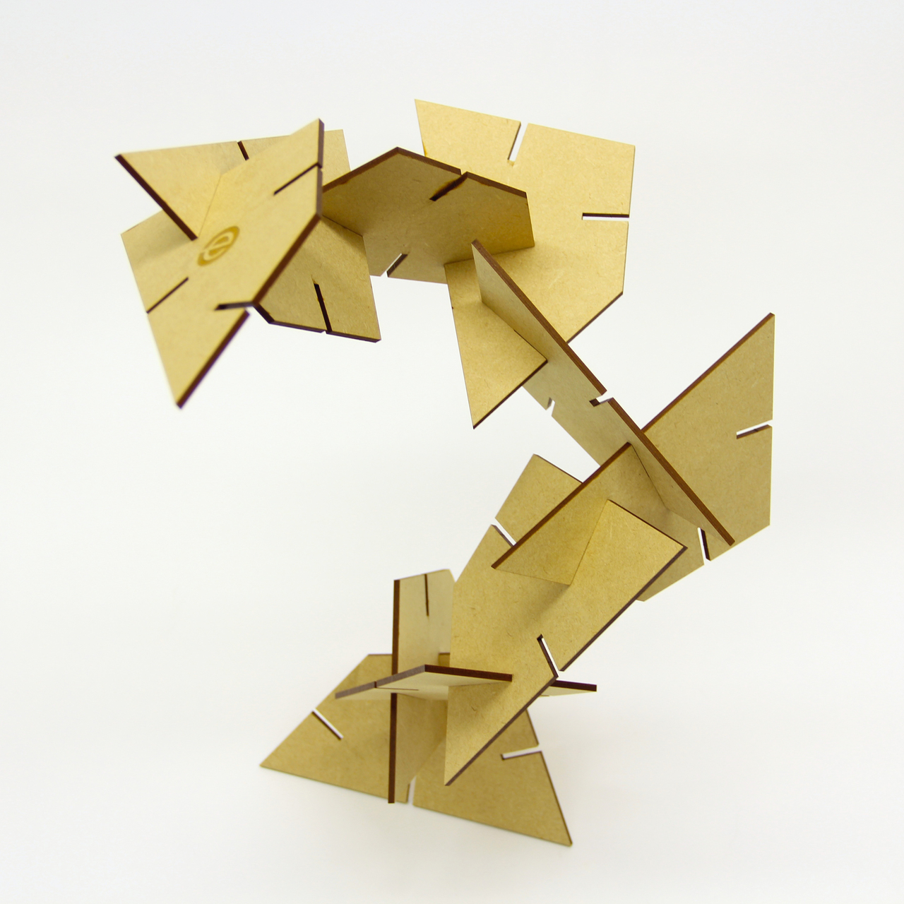 Ekko Workshop Sculpture Squared Trapezoid, Original