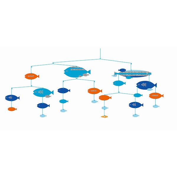 Djeco Fish in Harmony Mobile