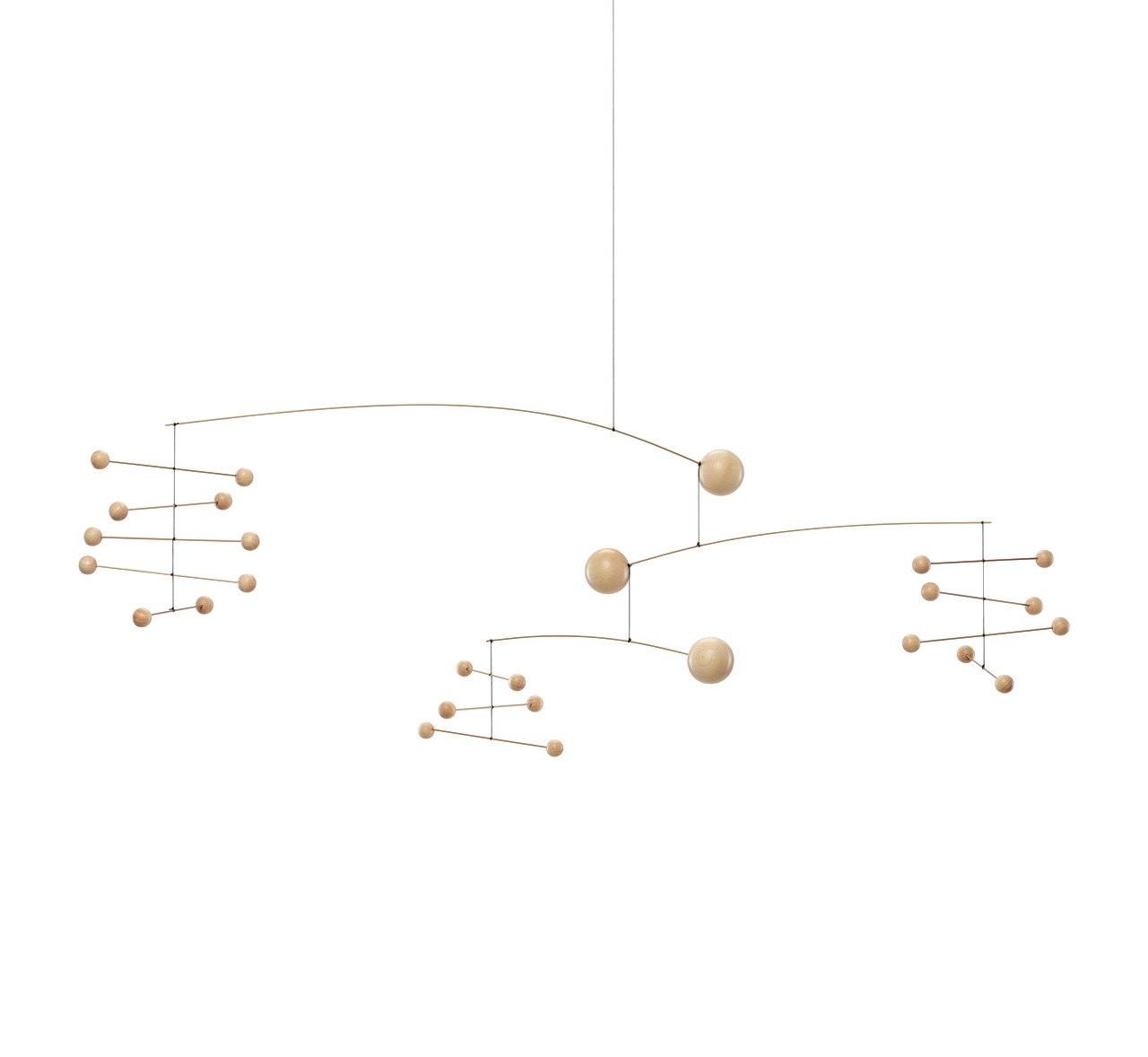 Flensted Symphony in Three Movements Mobile in Natural, XL
