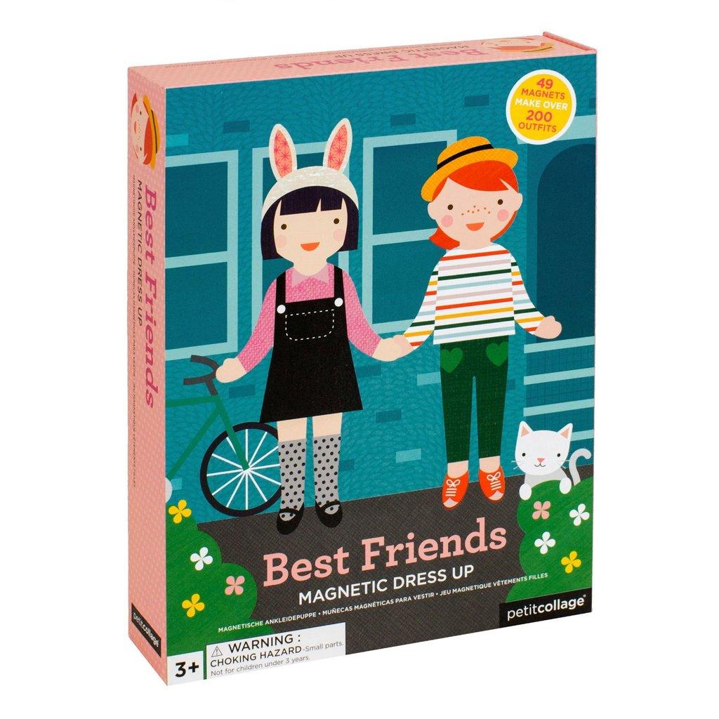 Best Friends Magnetic Dress Up Kit