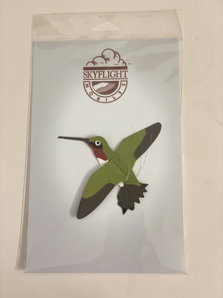 Ruby-throated Hummingbird Skyflight Single