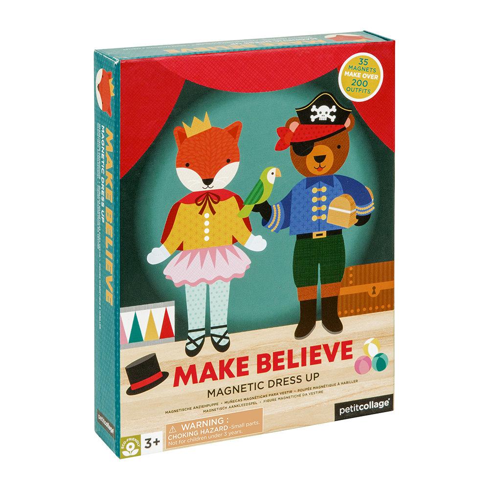 Make Believe Animals Magnetic Dress Up Kit