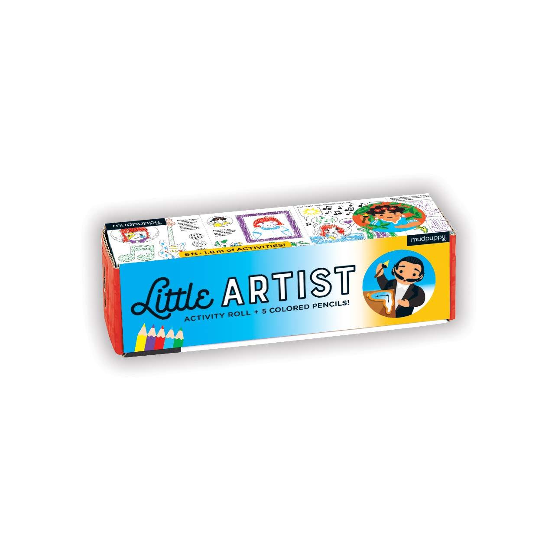 Little Artist Activity Roll