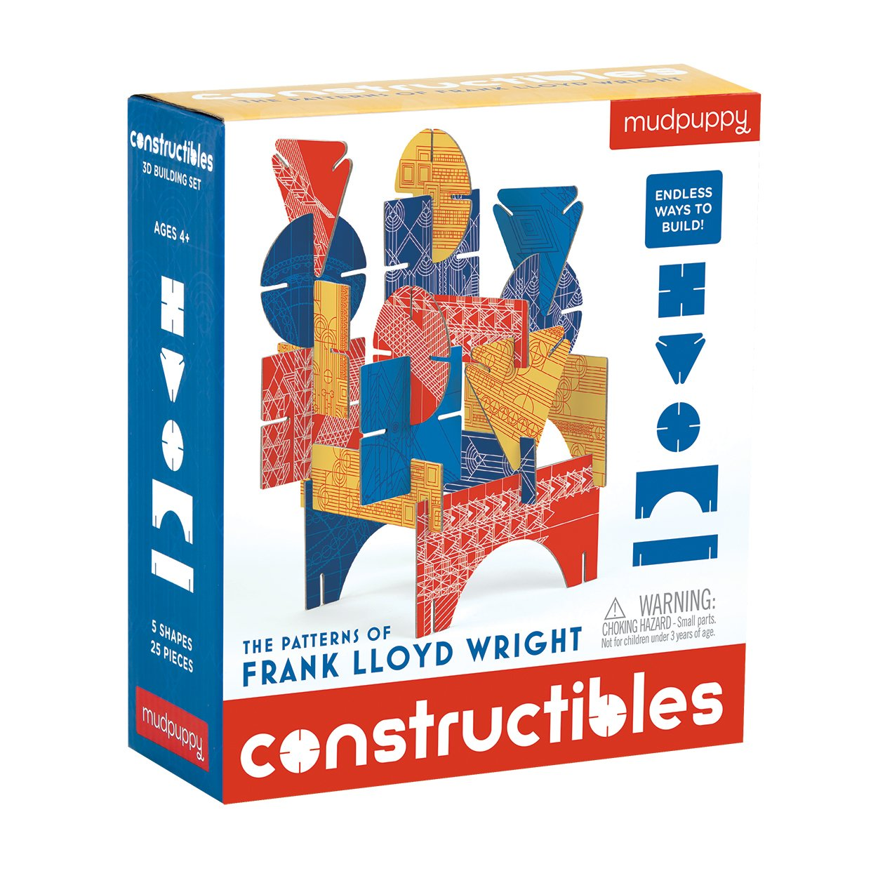 Constructibles: The Patterns of Frank Lloyd Wright