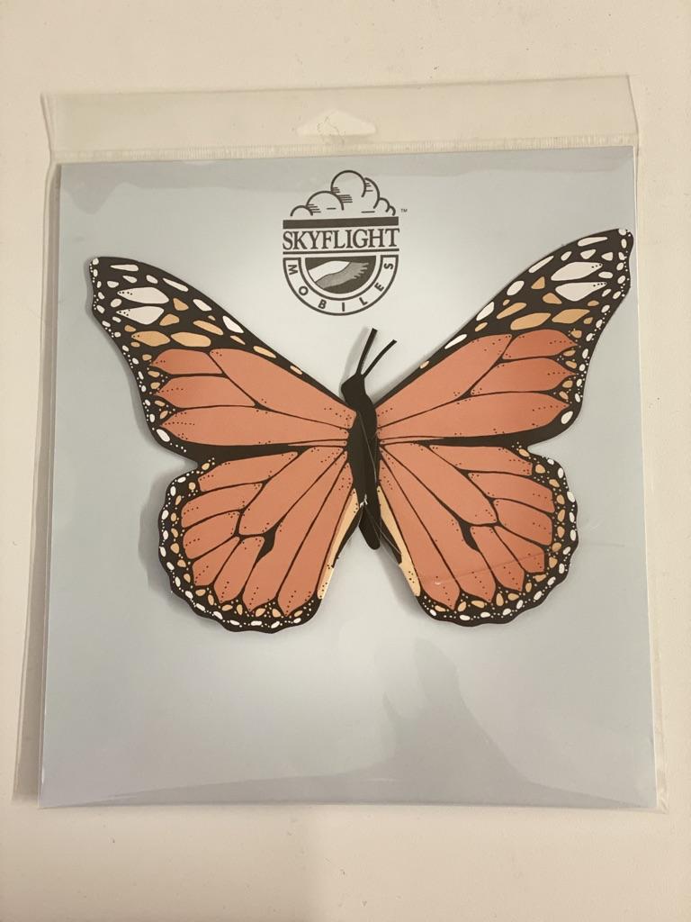Monarch Butterfly Skyflight Single