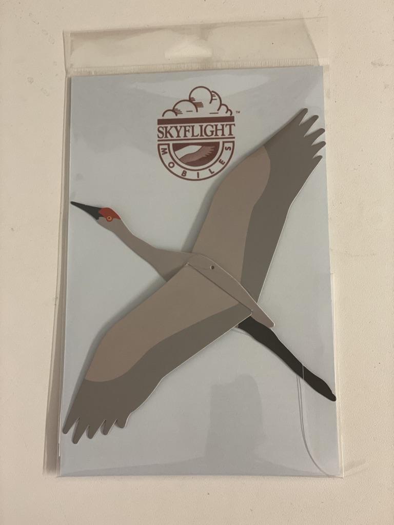 Sandhill Crane Skyflight Single