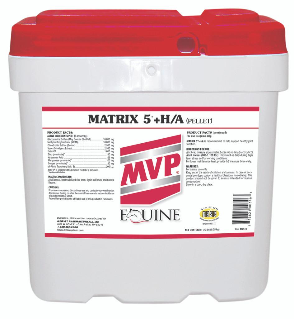 Matrix 5 H/A (Pellets)