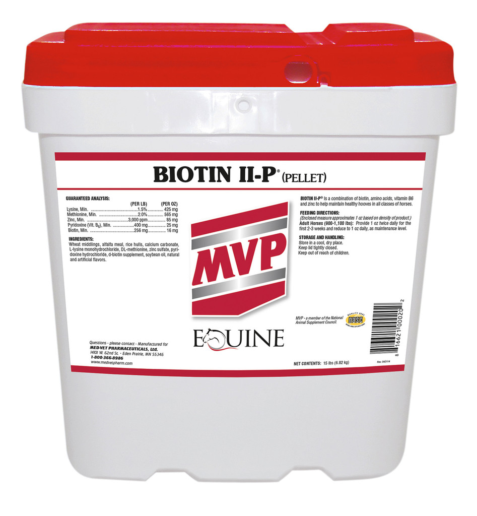 Biotin II-P (Pellets)