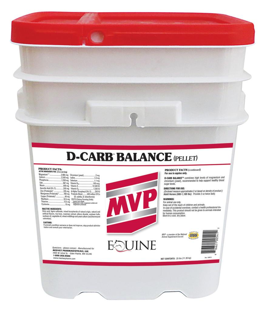 D-Carb Balance (Pellets)