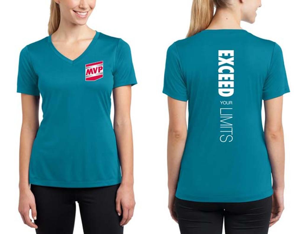 Ladies V-Neck Tshirt