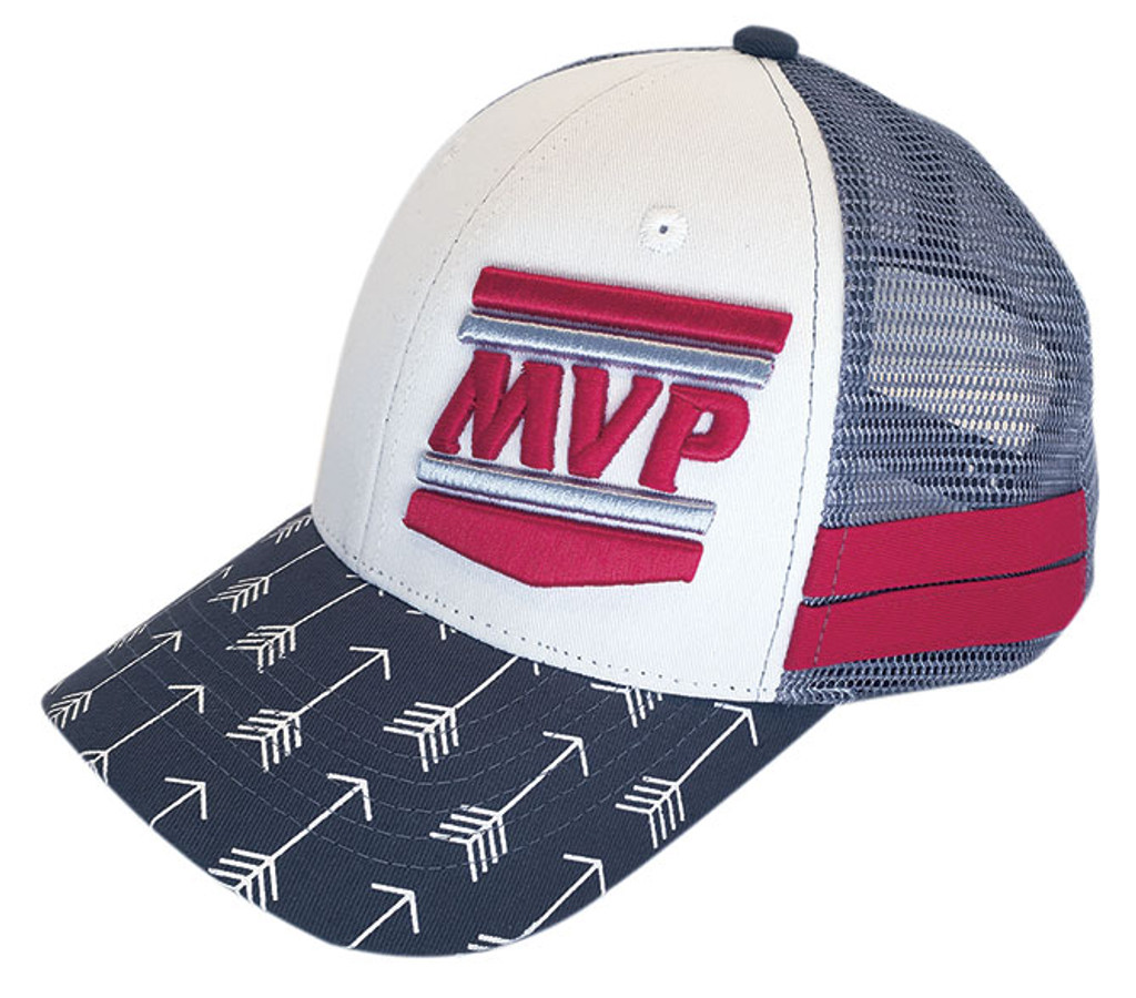 MVP Hat (Arrow/Stripe)