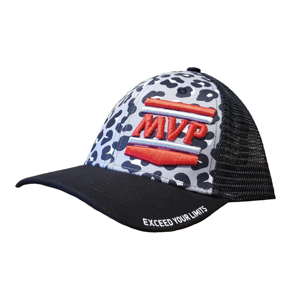 MVP Hat (Cheetah print)