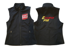 Women's Soft Shell Vest (Eclipse'PM)