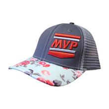 MVP Hat (Grey/Vintage Floral)