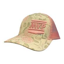 MVP Hat (Pink Floral)