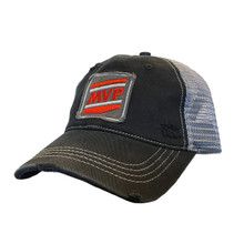 MVP Hat (Black Distressed with MVP Patch)