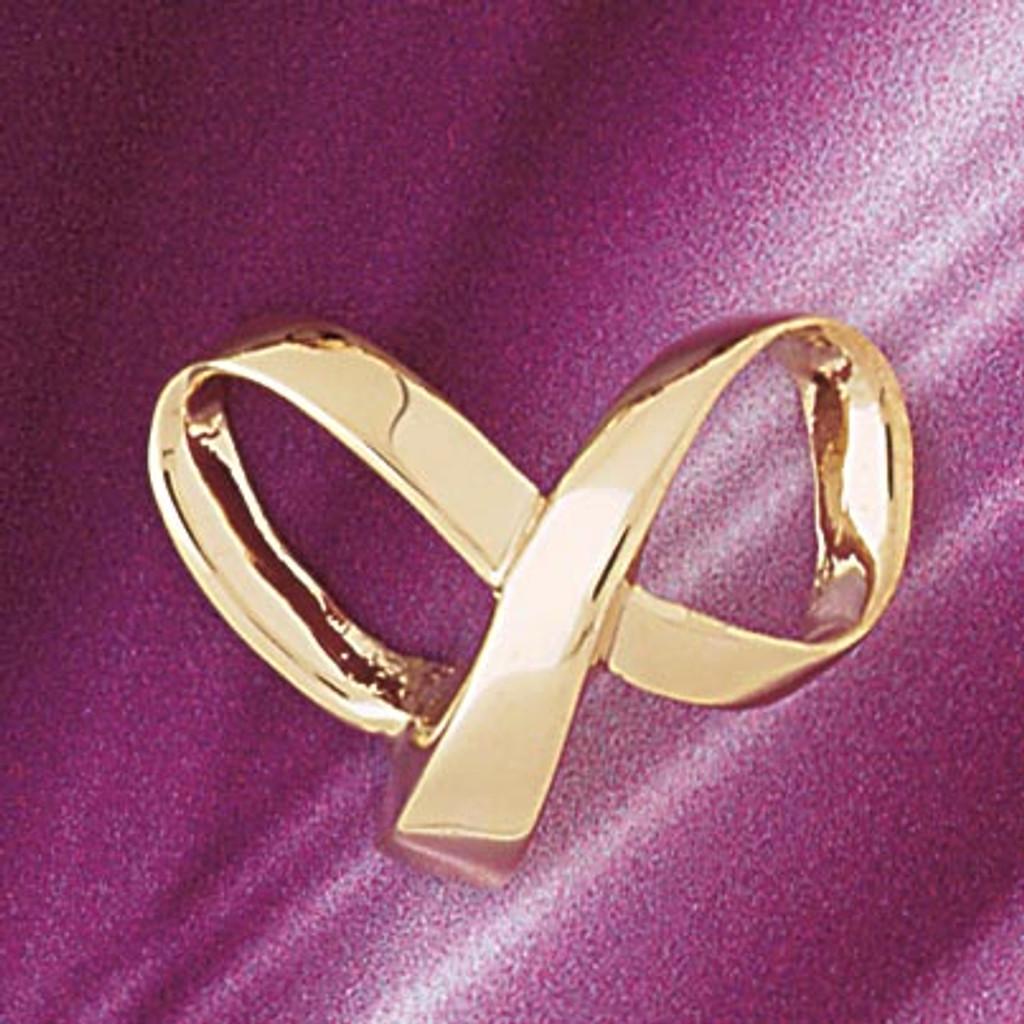 Slide Pendant Necklace Charm Bracelet in Gold or Silver 4198