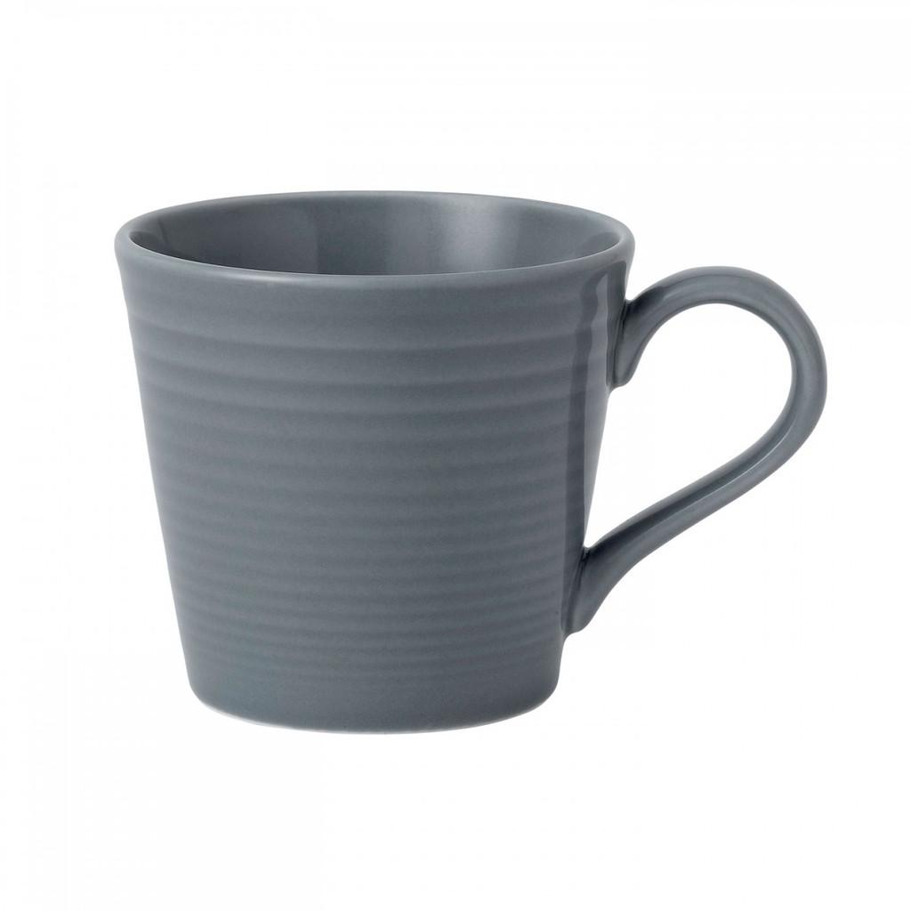 Royal Doulton Maze Dark Grey Mug 14Oz