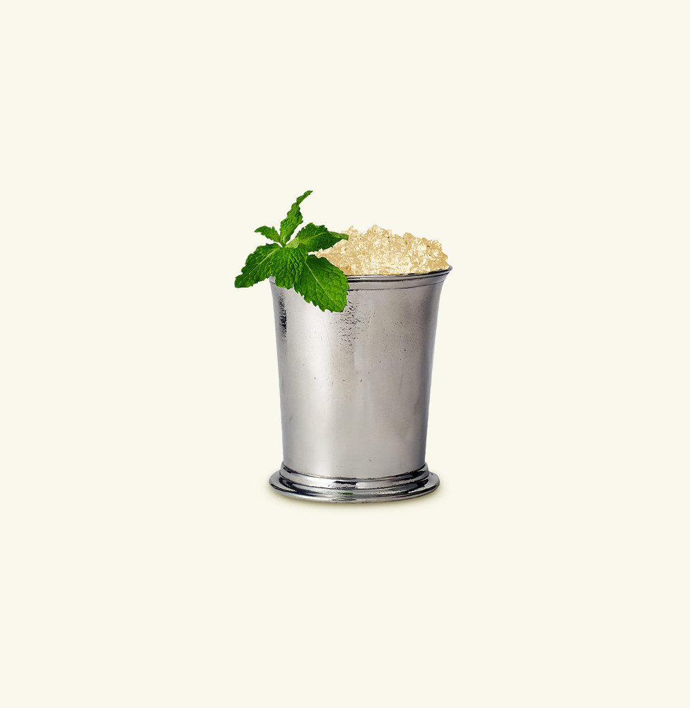 Match Pewter Lugano Julep Cup (Lucido)