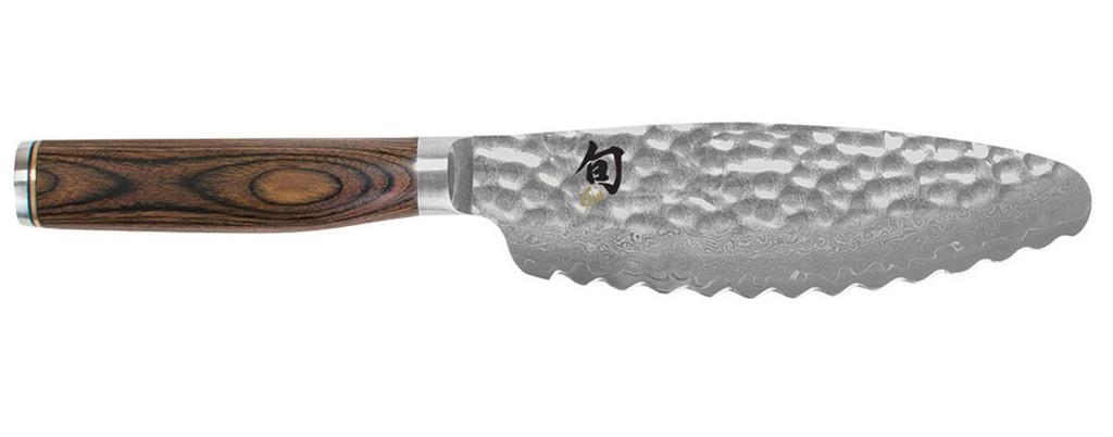 Shun Premier Ultimate Utility Knife 6 Inch MPN: TDM0741