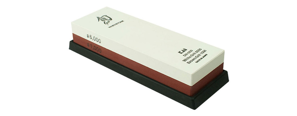 Shun Combo Whetstone 1000/6000 MPN: DM0600