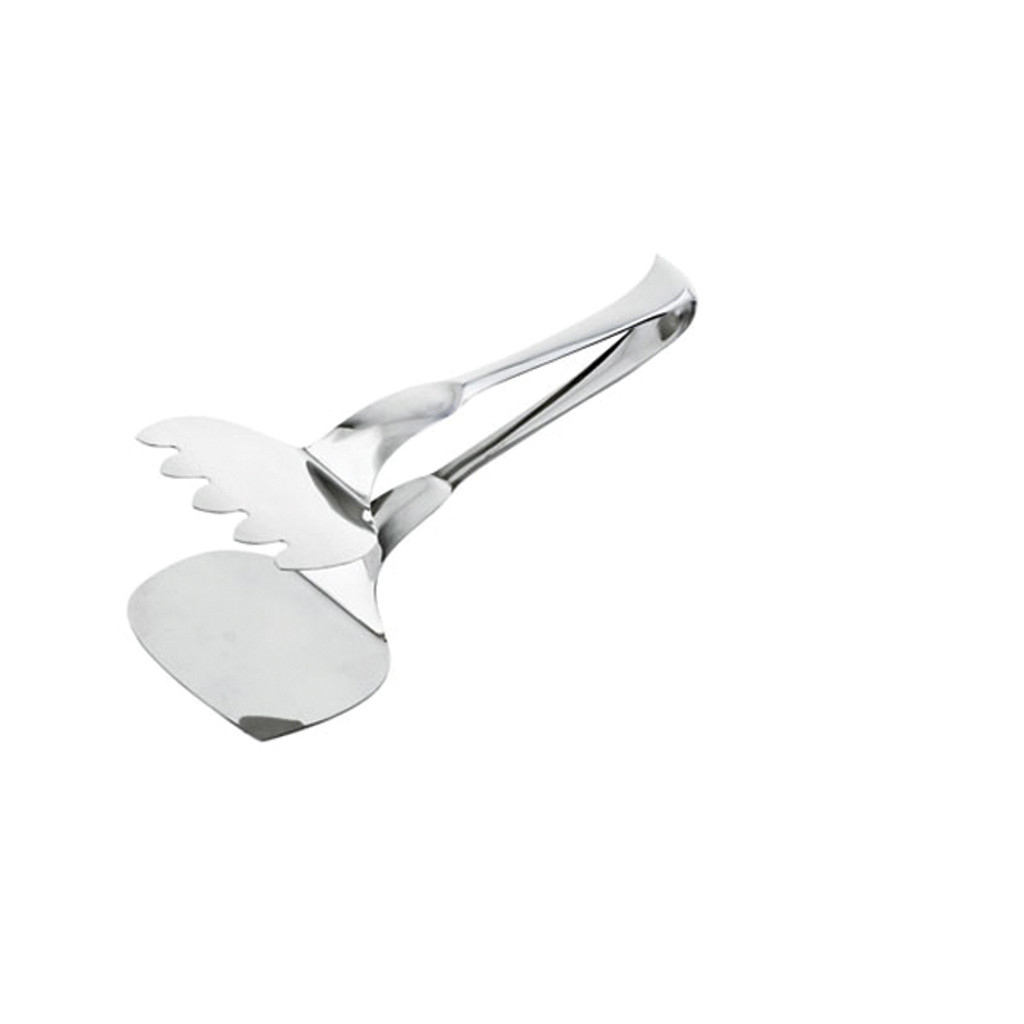 Sambonet living multipurpose tong giftboxed 11 3/4 inch - 18/10 stainless steel MPN: 52550C58
