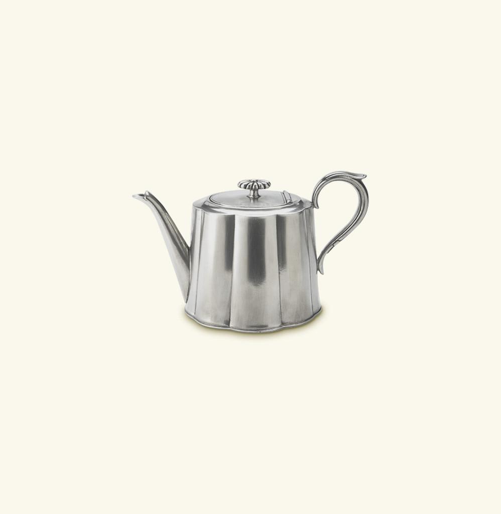 Match Pewter Britannia Tea Pot