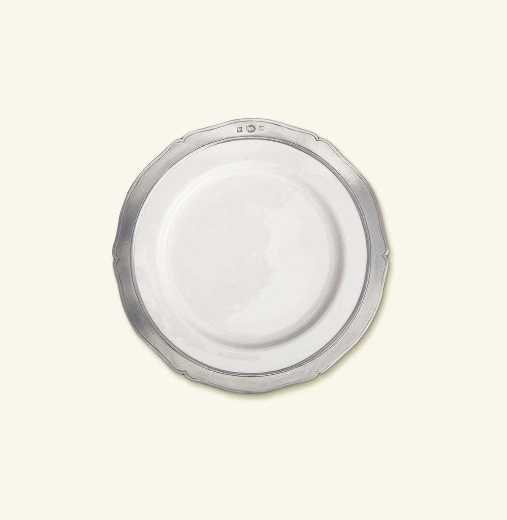 Match Pewter Viviana Salad/Dessert Plate