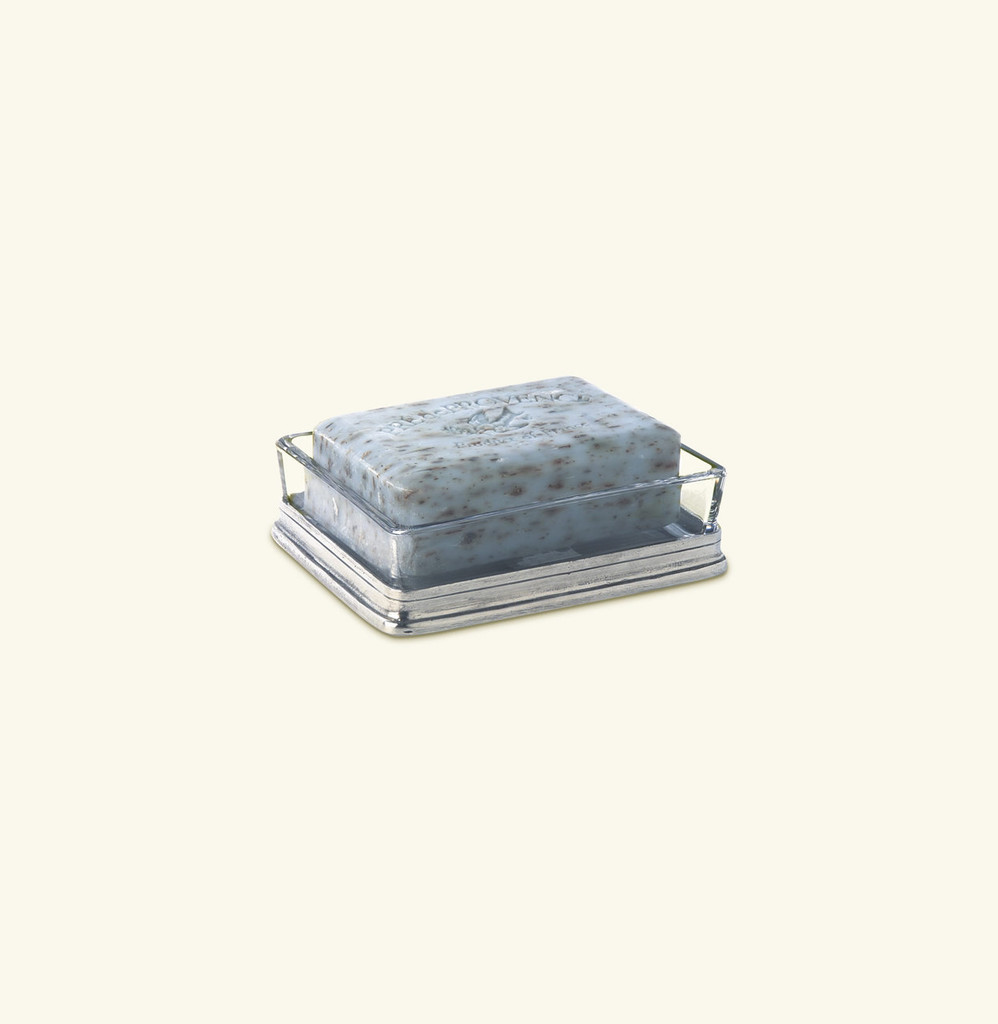 Match Pewter Butter/Soap Dish 955