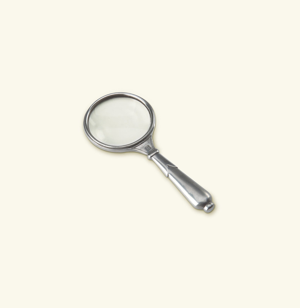 Match Pewter Magnifying Glass 1003
