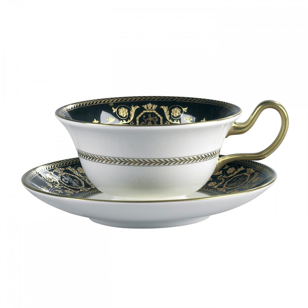 Wedgwood Astbury Black Teacup  MPN: 50100504065