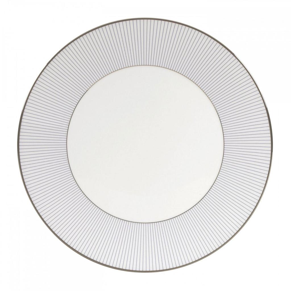 Wedgwood Jasper Conran Blue Pin Stripe Salad Plate 9 Inch MPN: 50150209541