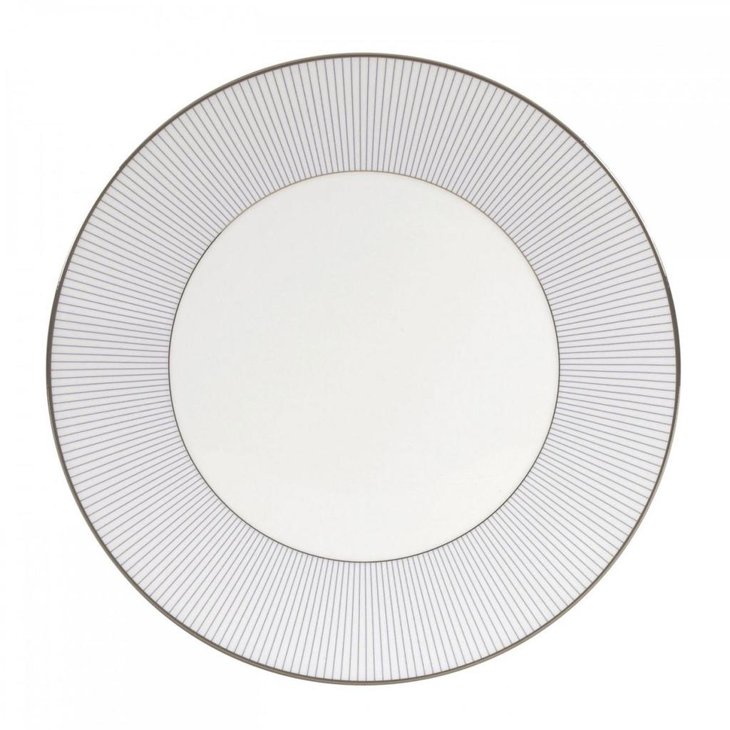 Wedgwood Jasper Conran Blue Pin Stripe Bread and Butter Plate 7 Inch MPN: 50150209542