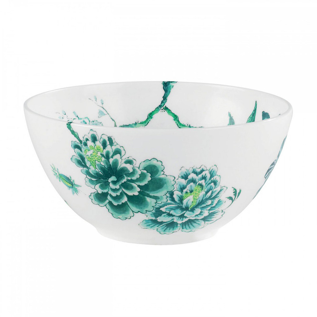 Wedgwood Jasper Conran Chinoiserie White Salad Bowl 8 Inch MPN: 50132609748